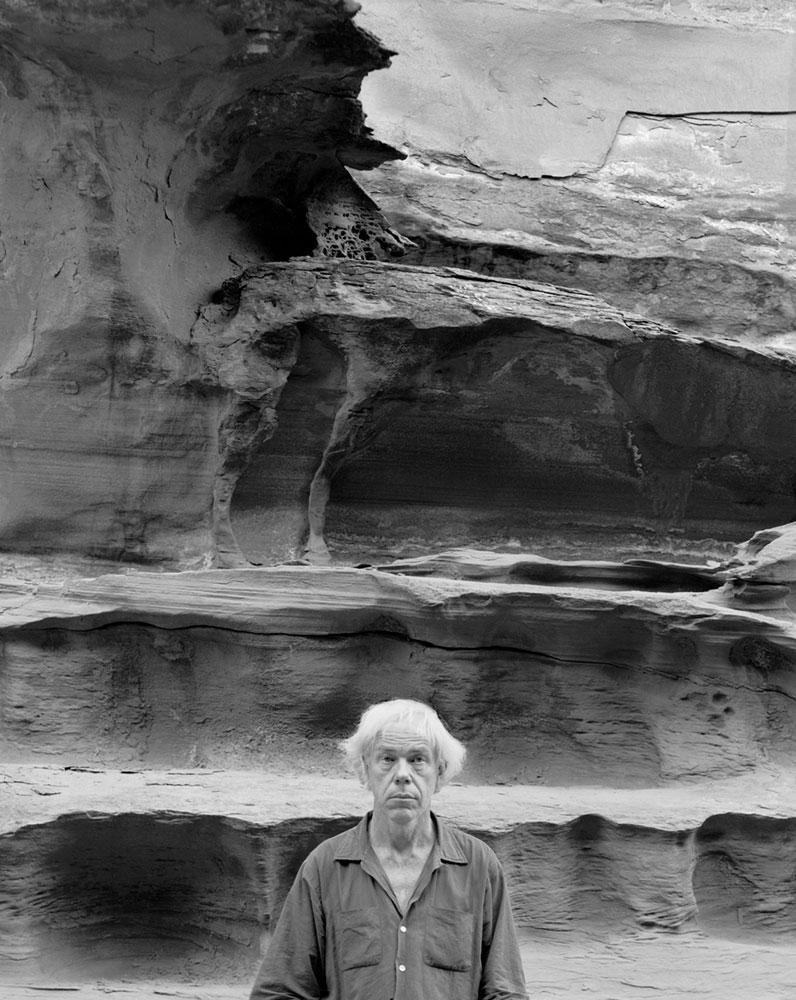 Minor White, Utah 1965