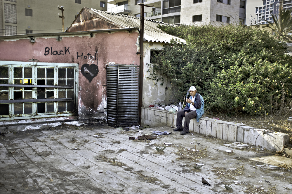 Black-Hotel-Tel-Aviv-