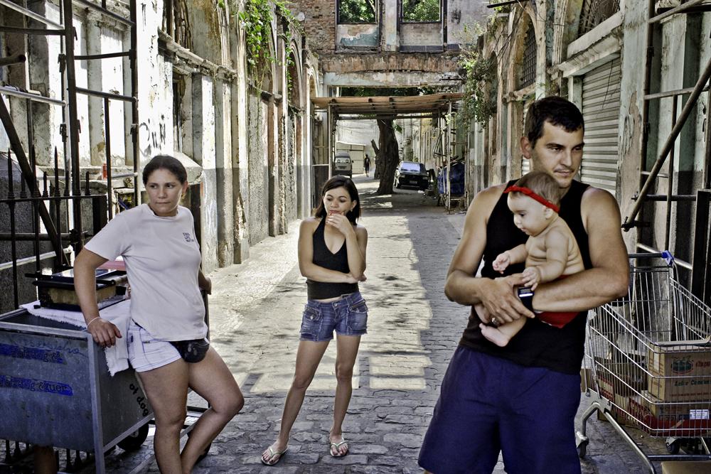 Family, Rio 2011