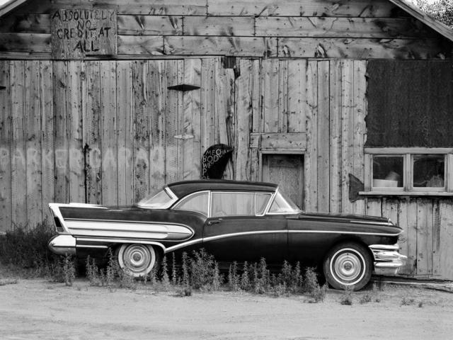 Parker Garage Torrey Utah 1967