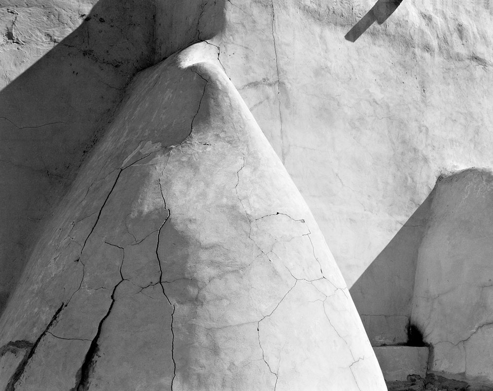 Buttress,Isleta NM 1972