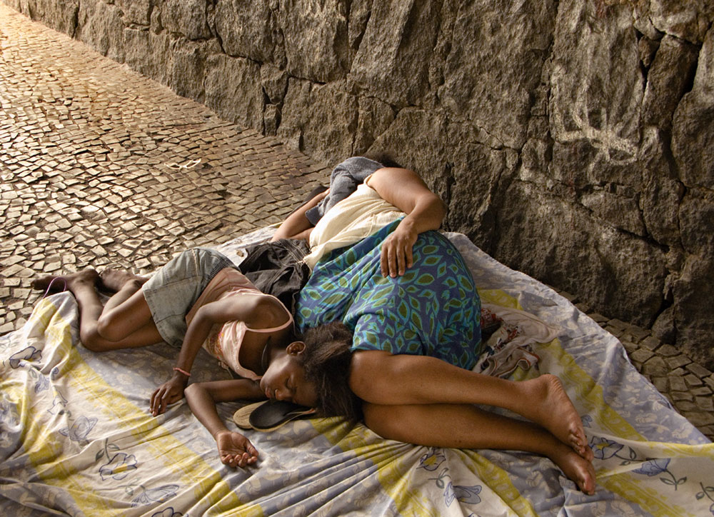 Mother and Child, Rio 2009