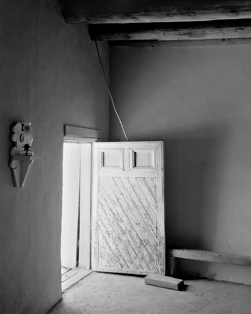 Doorway,Chimayo NM 1973