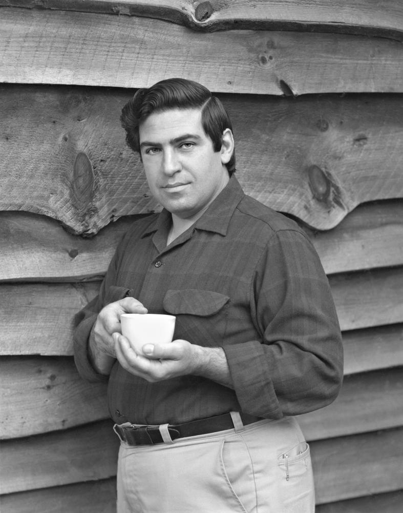Paul Caponigro, Connecticut 1969