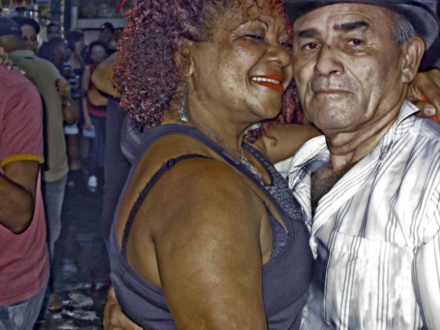 San Cristovao Dancers Rio 2011
