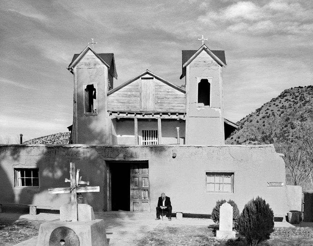 5 El Santuario de Chimayo NM 1972