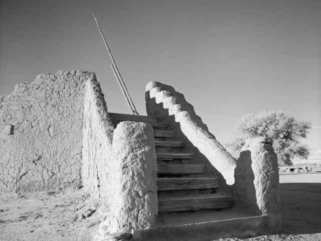Kiva, San Ildefonso NM 1980