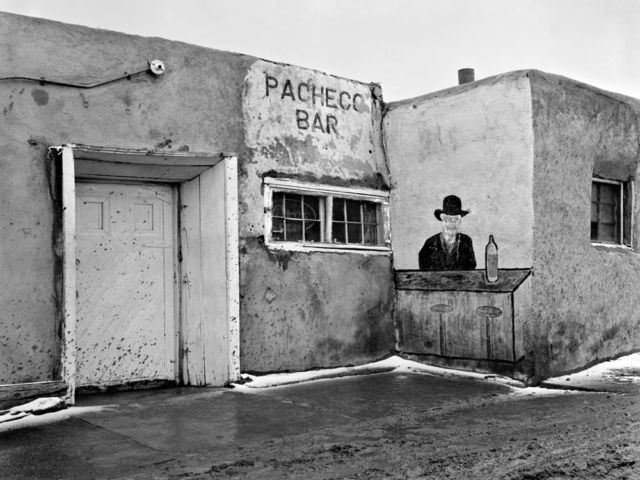 Pacheco Bar Truchas,NM. 1970