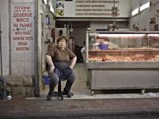 Tel-Aviv-Meat-Market