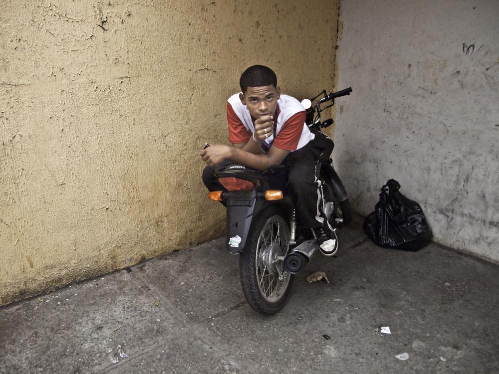 Cyclist, Niteroi 2011