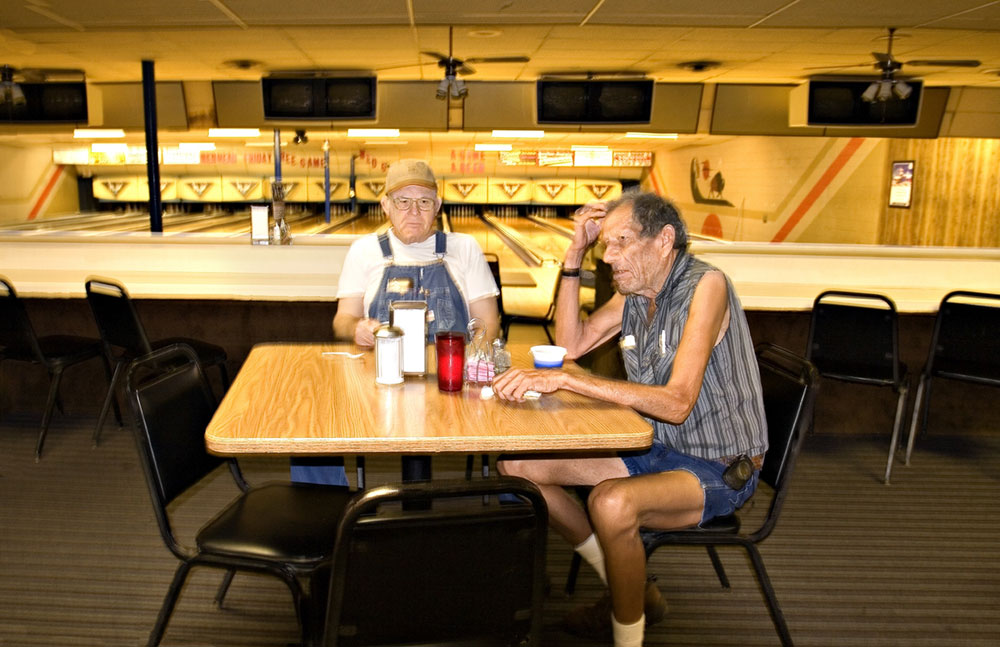 Bowling Alley, Anadarko, Oklahoma 2006