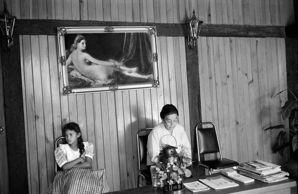 Clinic, Guanajuato 1992