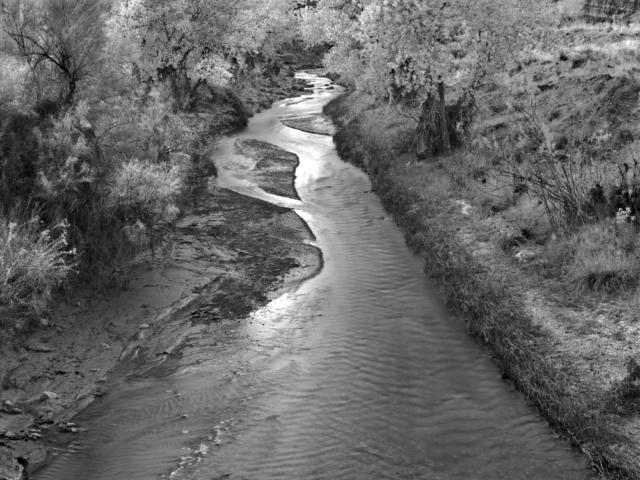 Fremont River Utah 1992