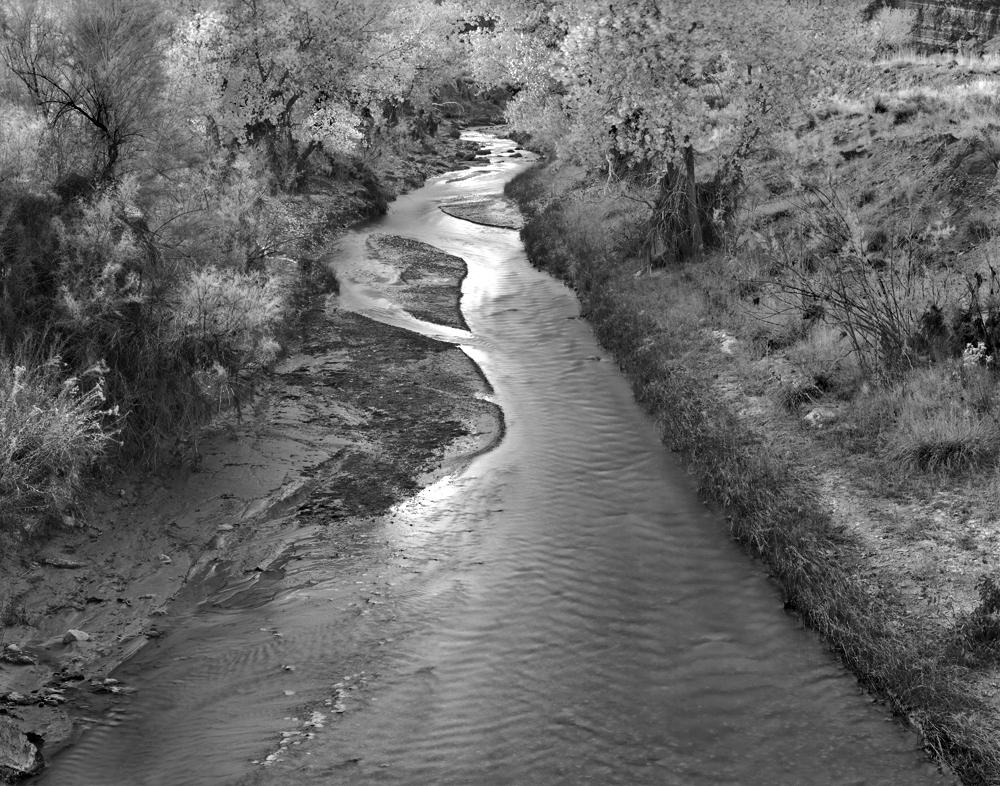 Fremont River, Utah 1992
