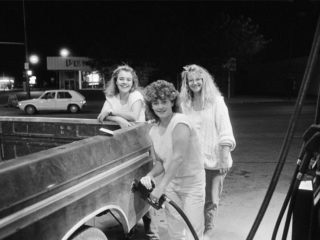 Gas Station Oklahoma 1997