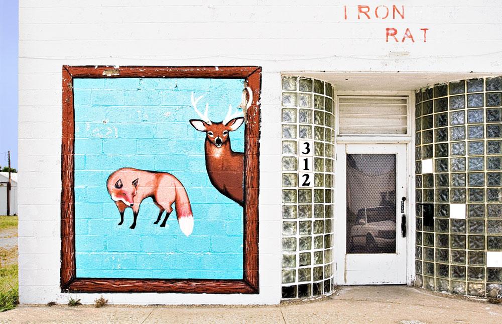 Iron Rat, Oklahoma 2008