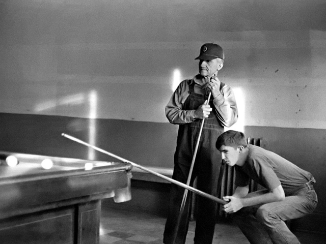 Pool Players Colorado 1971