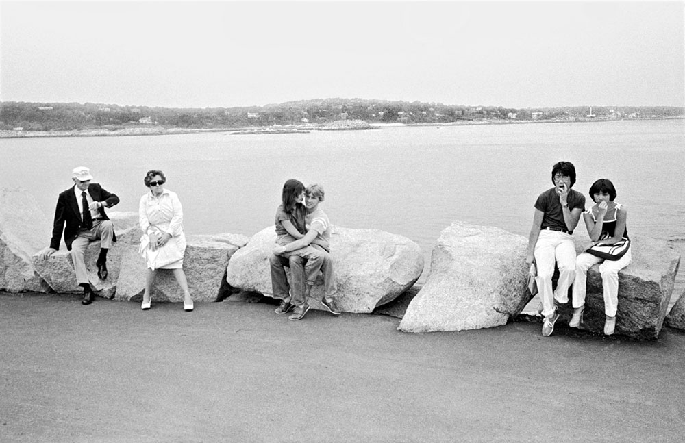 Three Couples Massachusetts 1968