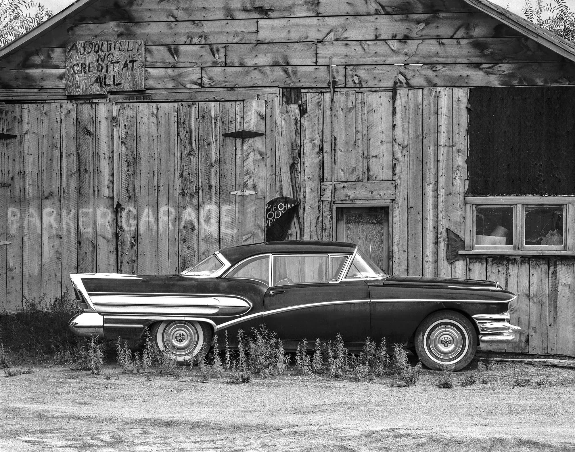 arthur-lazar-Parker-Garage-Utah-1967