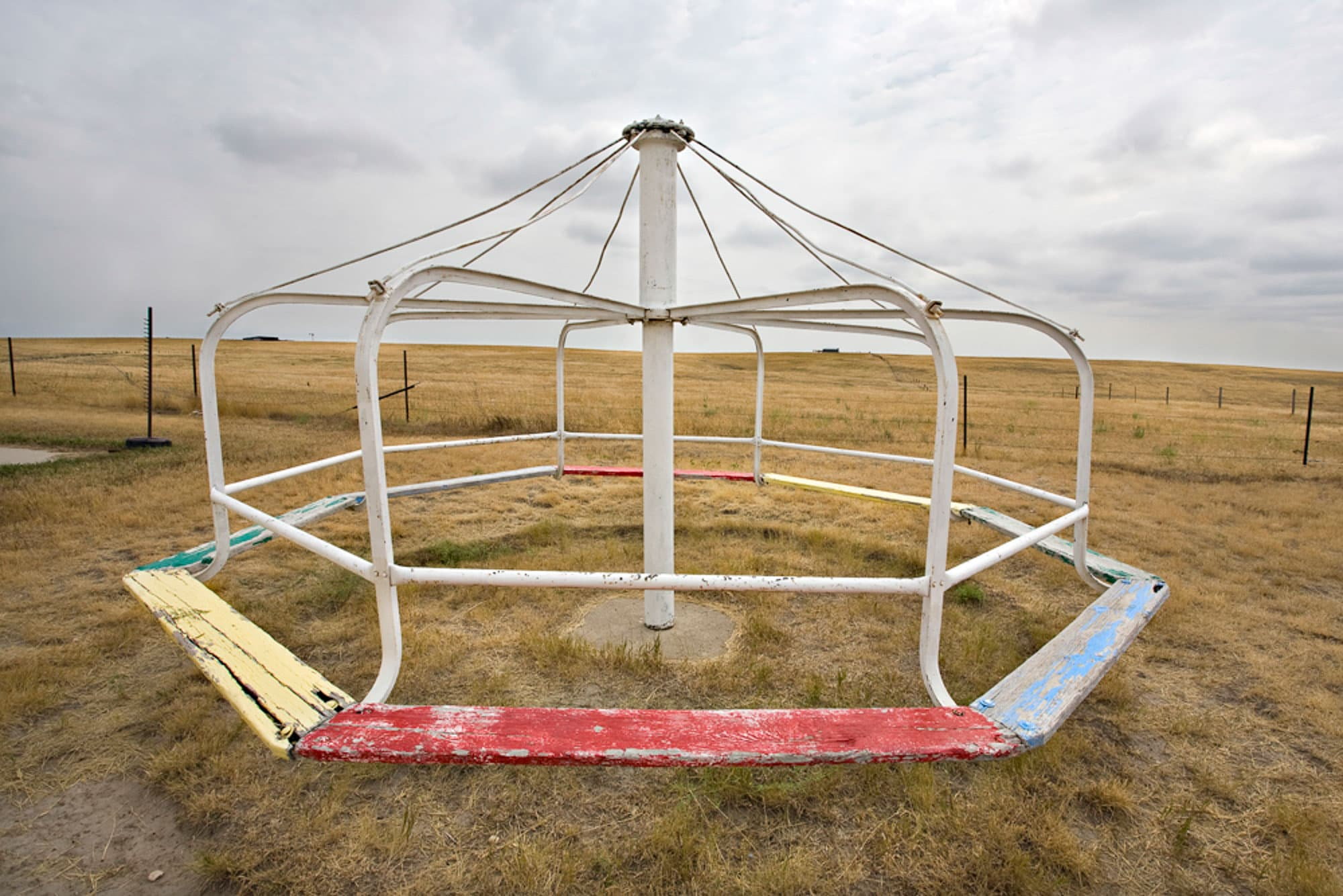 arthur-lazar-Merry-Go-Round-South-Dakota-2008