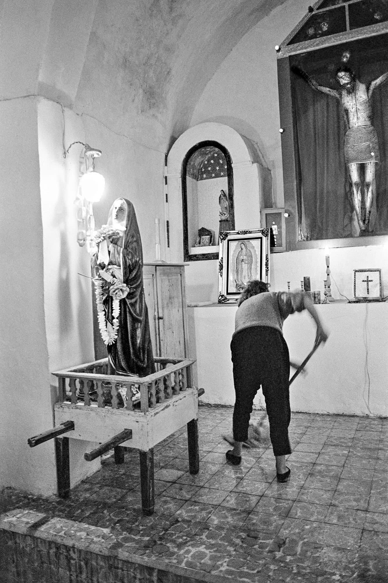 El Chico Chapel - arthur lazar
