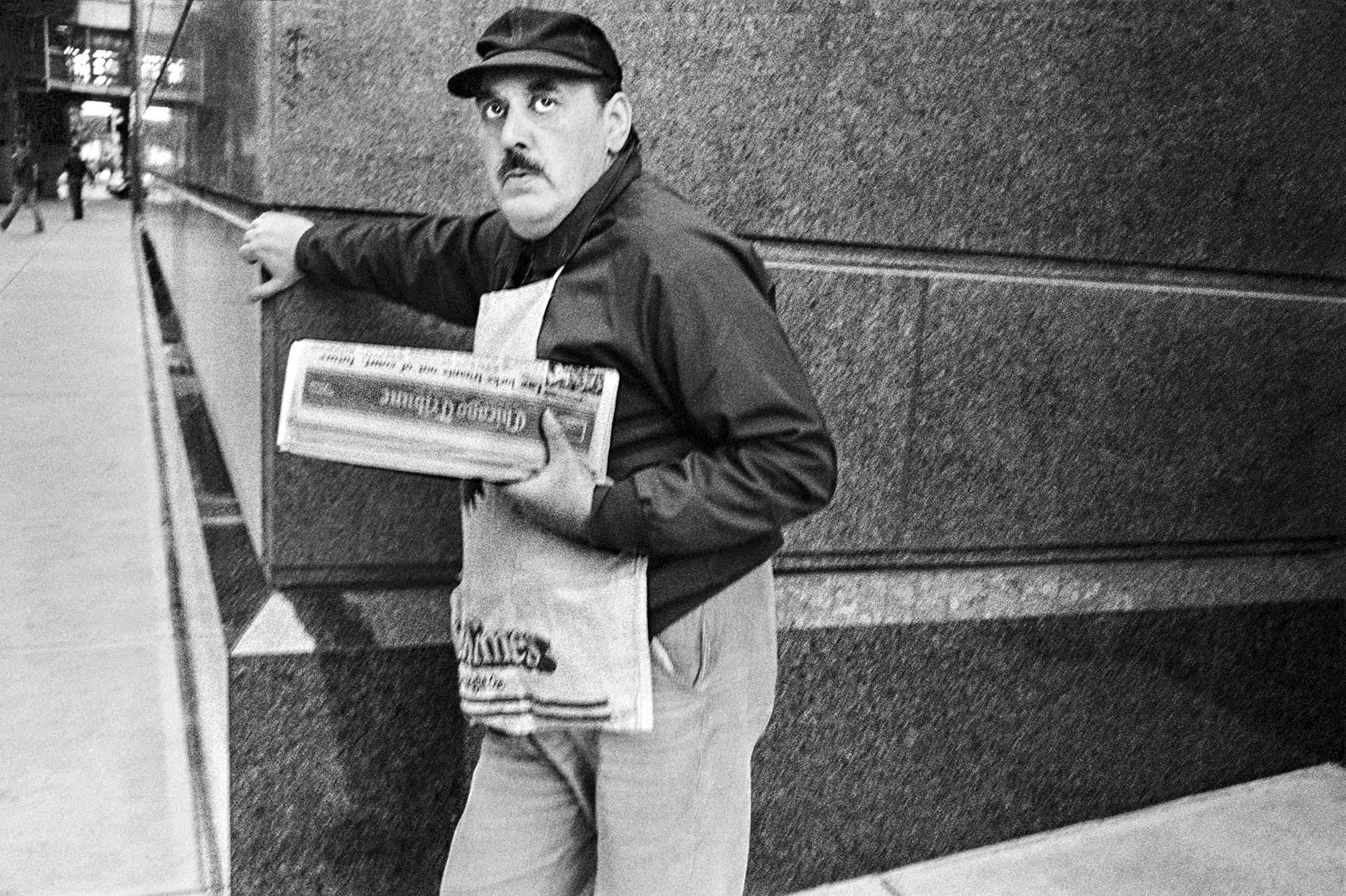 Paper-Man-1979 arthur lazar