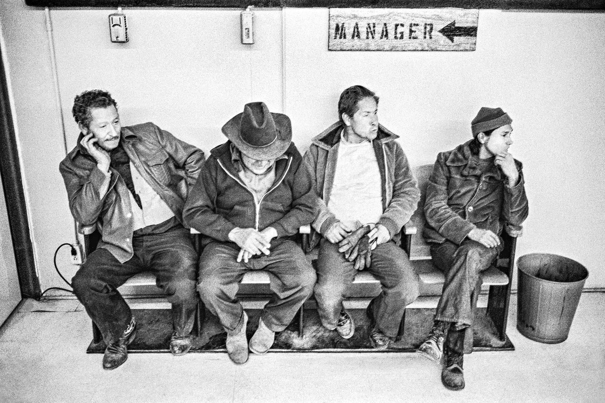 arthur-lazar-Four-Men-New-Mexico-1980