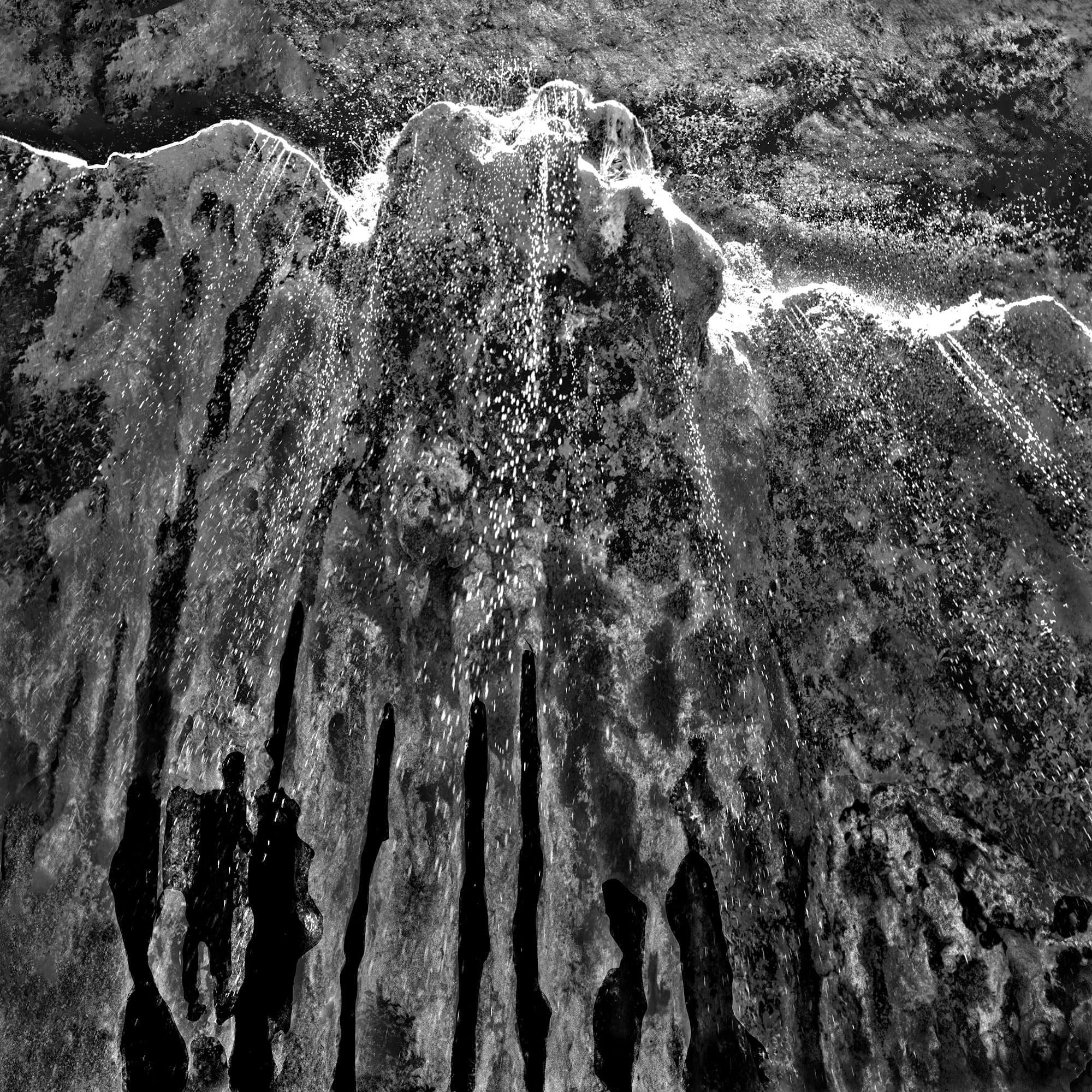 arthur-lazar-Waterfall-Utah-1964