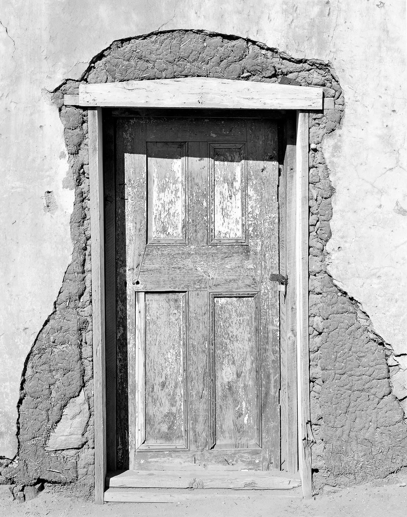arthur-lazar-Doorway,San-Jose-NM-1972