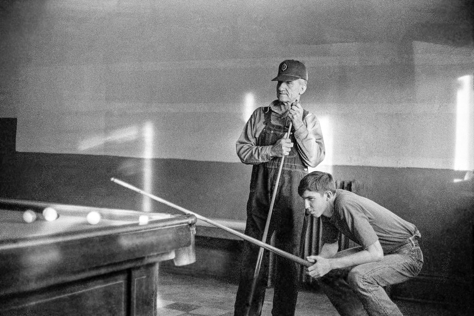 arthur-lazar-Pool-Players-Colorado-1971