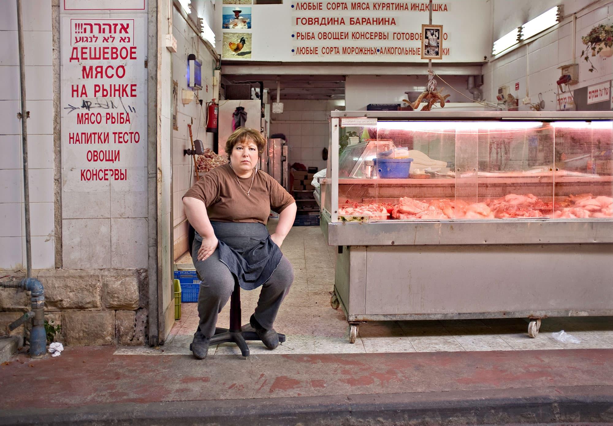 arthur-lazar-Tel-Aviv-Meat-Market