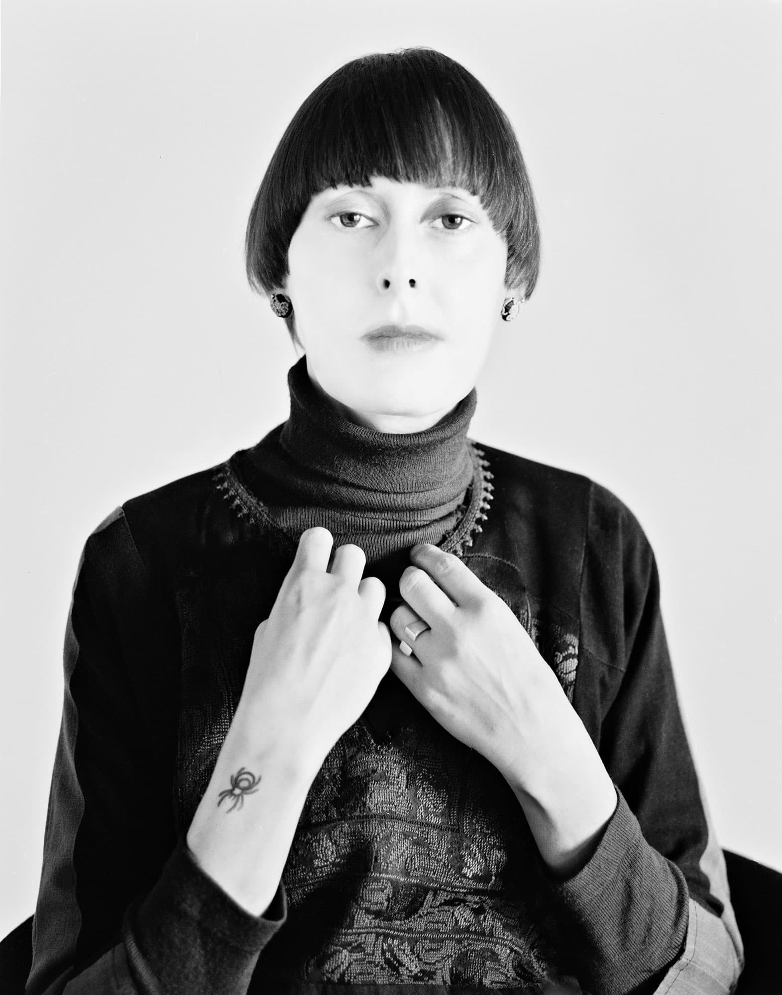 arthur-lazar-Marcia-Frankel-Chicago-1982