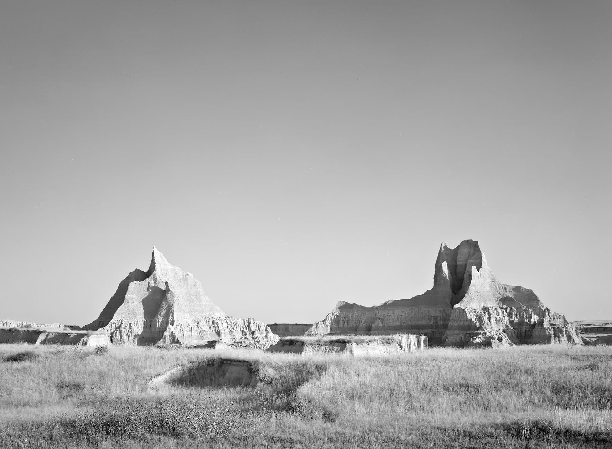 arthur-lazar-Badlands-South-Dakota-1991